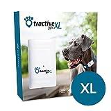 Tractive Edizione XL Localizzatore GPS per Animali, Bianco