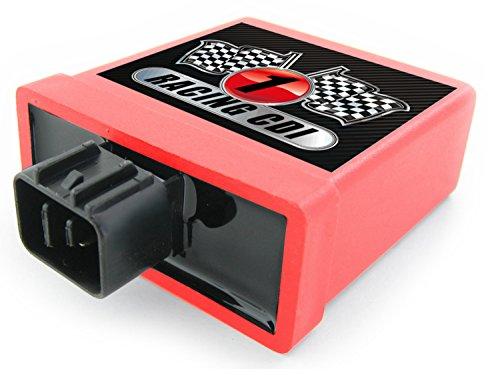 Offene Tuning Racing CDI kompatibel mit Yamaha Aerox 50 ab 2003 (4-Takt) MBK Nitro