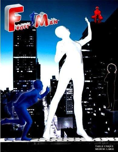 Kostüm Frottman - Party Pro 87323406Kombination Frottman weiß, XL