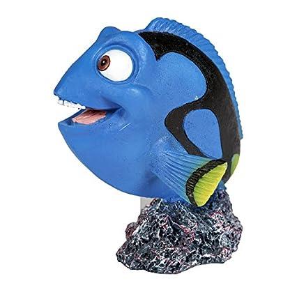 Pet Ting Finding Nemo Dory Aquatic Ornament - Aquarium Decoration - Vivarium Decoration 2