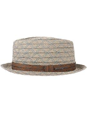 Sombrero Twotone Pork Pie by Seeberger sombrero de mujersombrero de sol sombrero de mujer