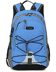 RAILONCH Mochila de viaje de 10 litros para senderismo, mochila impermeable para niños, mochila