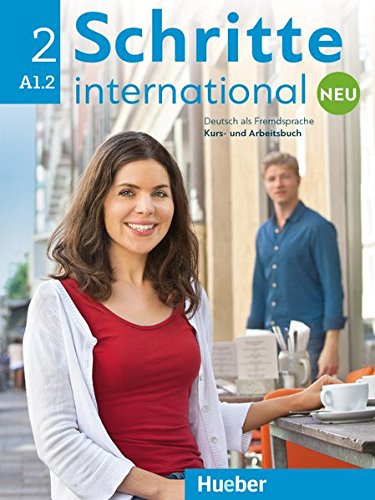 Schritte international neu. Kursbuch-Arbeitsbuch. Per le Scuole superiori. Con CD Audio. Con espansione online: 2