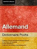 Dictionnaire Poche Allemand