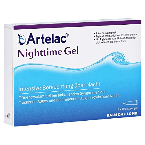 Artelac Nighttime Gel 3X10 g