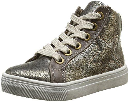 ASSO - D3280, Sneaker Bambina, Oro (Gold), 32