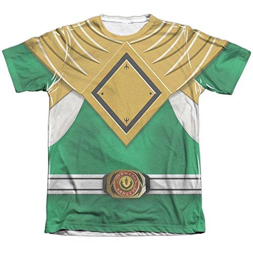 XYHJS - Men's T-shirt Green Ranger
