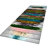 Y56(TM) 60X180 cm Matte/Teppich Flur Fußmatte Rutschfeste Teppich Absorbieren Wasser Fußmatten Küche