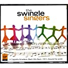 The Swingle Singers-A Cappella Amadeus/ Bach Hits Back/ 1812/ Around The World
