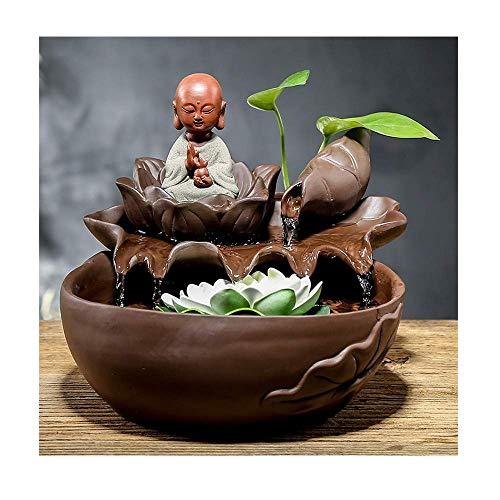 Erde Sammlung (KAISIMYS Statuen Keramik Ornamente Für Brunnen Dekorationen In Fließendem Wasser Büro Erde Sammlung)