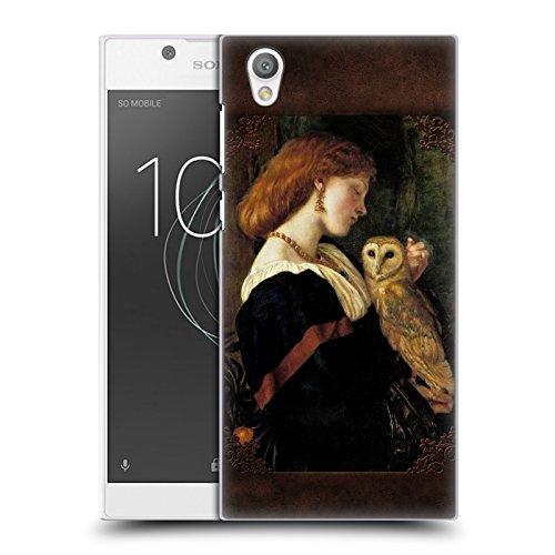 Offizielle Brigid Ashwood Eule Präraffaeliten Ruckseite Hülle für Sony Xperia L1