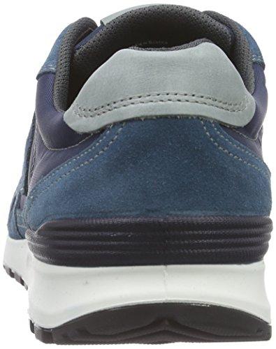 Ecco Ecco Cs14 Men's, Sneakers basses homme Bleu - Blau (SEA PORT/TRUE NAVY59758)
