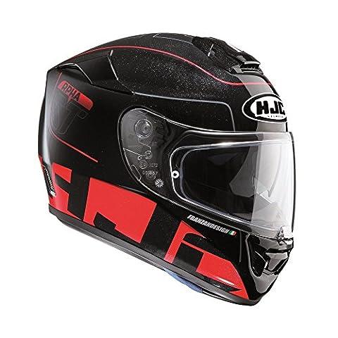 RSBRL - HJC RPHA ST Balmer Motorcycle Helmet L Red (MC1)