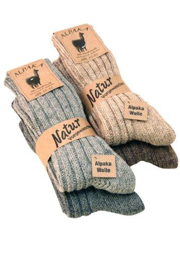 2-Paar-flauschig-warme-Alpaka-Socken-Winter-Socken-warme-Fe-in-der-kalten-Jahreszeit