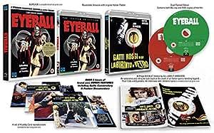 Eyeball (DUAL FORMAT Blu-ray + DVD) (Special Packaging)