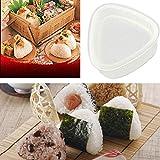 Yiwencult Heißer Verkauf Dreiecksform Sushi DIY Reisball Box Presse Nori Form Food Maker Kitchen Tool multi