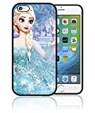 Coque iPhone et Samsung Elsa Art Frozen La Reine des Neiges Disney0145