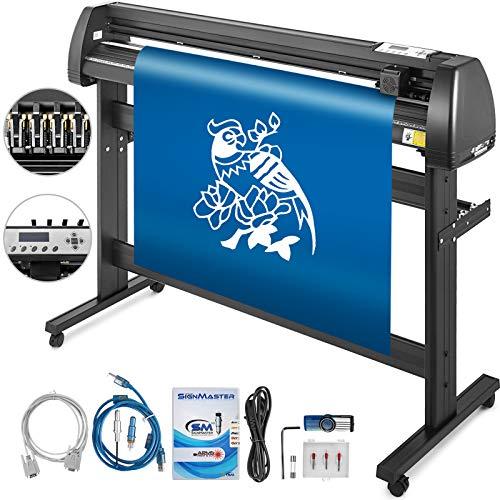 Produktbild Vevor Vinylschneider Plottermaschine für Schilder,  Papierzufuhr,  Vinylschneider,  Plotter 53Inch Style 2
