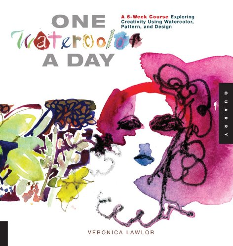 one-watercolor-a-day-a-6-week-course-exploring-creativity-using-watercolor-pattern-and-design-one-a-