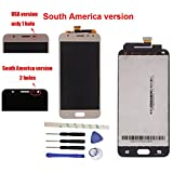 Full LCD display Digitizer Touch Screen Ecran Vitre Tactile Assembly Remplacement Pour Galaxy On5 2016 G570Y G570M G5520/J5 Prime SM-G5700 G570F G5510 (or South America)