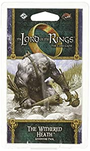 Lord of the Rings FFGMEC66 The Withered Heath Adventure Pack LCG