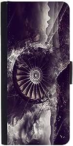 Snoogg Propeller 18809 2922 Designer Protective Flip Case Cover For Samsung G...