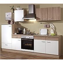 suchergebnis auf amazon.de für: küche komplett ohne kühlschrank - Küchenzeile Ohne Kühlschrank