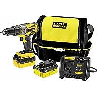 Stanley FatMaxFMC625M2S-QW Kit? perceuse visseuse à percussion 18V FCM625+ 2batteries 4,0Ah + chargeur 6ampères + sac de transport