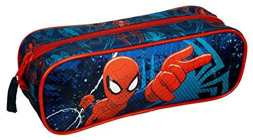 Undercover spju0690–Estuche escolar, Marvel Spider-Man