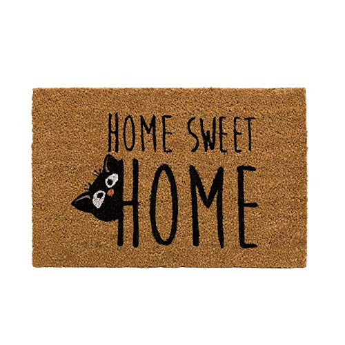 Zen Kat Felpudo Gato Home Sweet Home 40 x 60 cm