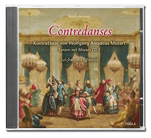 Contredanses - CD: Die CD zum gleichnamigen Tanzbuch