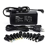 Sunydeal Adaptateur chargeur universel 90w pour ACER, Sony, Toshiba, Fujitsu, HP,...