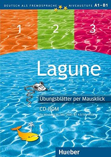 Lagune 1: Lagune: Deutsch als Fremdsprache / CD-ROM Übungsblätter per Mausklick