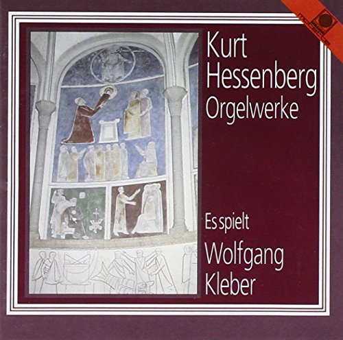 Preisvergleich Produktbild Kurt Hessenberg-Orgelwerke