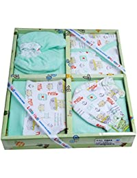 Little Hub New Born 6 pcs Unisex Baby Gift Set