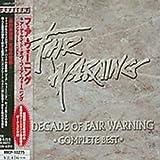 Fair Warning: Decade of Fair Warning, a  W/B (Audio CD)