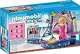 Playmobil - Cantante con escenario (6983)