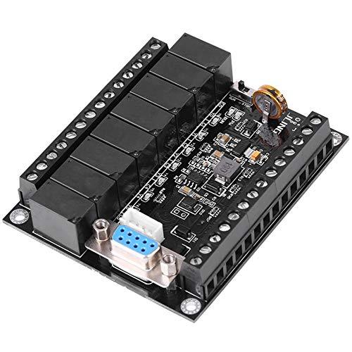 Morismoon 1 Pack SPS Regulator FX1N-20MR Industrial Control Board Programmable Logic Controller Relay Modul Timer Delay Funktion