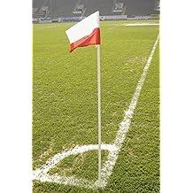Precision Football Sport Equipment Boundary Marking Corner Posts Only Set Of 4