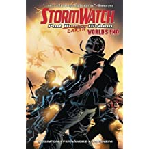 Stormwatch PHD: World's End (Stormwatch: Post Earth Division) by Ian Edginton (2009-10-20)