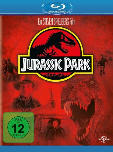 Jurassic Filme Park (Jurassic Park [Blu-ray])