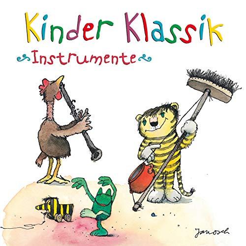 Kinder Klassik - Instrumente