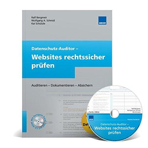 Datenschutz-Auditor - Websites rechtssicher prüfen