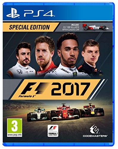 formel eins ps4 F1 2017 Special Edition - [Playstation 4] - [AT-PEGI]