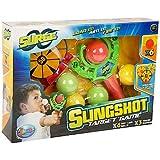 Surge – Slingshot Target Game – Fronde avec 3 Cibles et 6 Balles