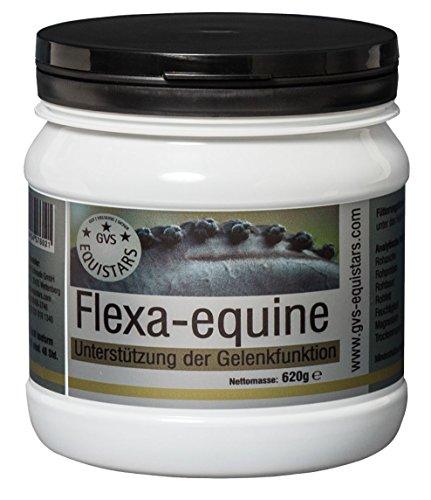 GVS Equistars Flexa-equine - Nahrungsergänzung für Ihr Pferd - Unterstützt Gelenke und Knorpelaufbau -