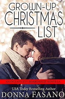 Grown-Up Christmas List (Ocean City Boardwalk Series, Book 5) by [Fasano, Donna]