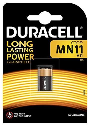 Duracell Alkaline Batterie 6V (MN11) 1 Stück Duracell Alkaline-batterie