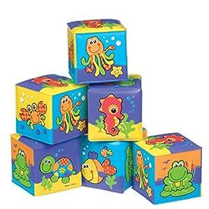 PLAYGRO Cube Souple pour Bain