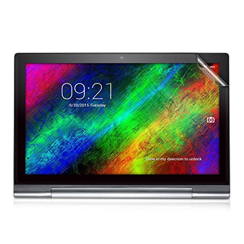 kwmobile Folie für Lenovo Yoga Tablet 2 Pro 13 (1380) - klare Tablet Displayschutzfolie Crystal Clear Displayschutz kristallklar Displayfolie Schutzfolie